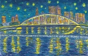 Starry Night over Columbus
