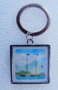 The U.S. Brig Niagara Key Chain